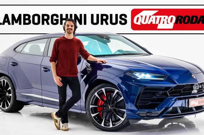 Thumbnail vídeo Lamborghini Urus