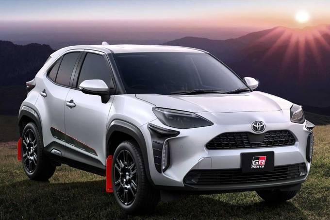 Toyota Yaris Cross GZR