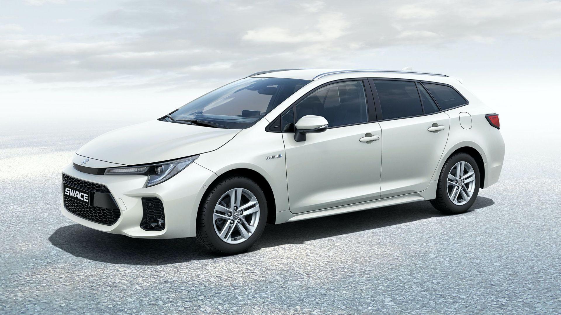 Suzuki passa a vender nova geração do Toyota Corolla Fielder
