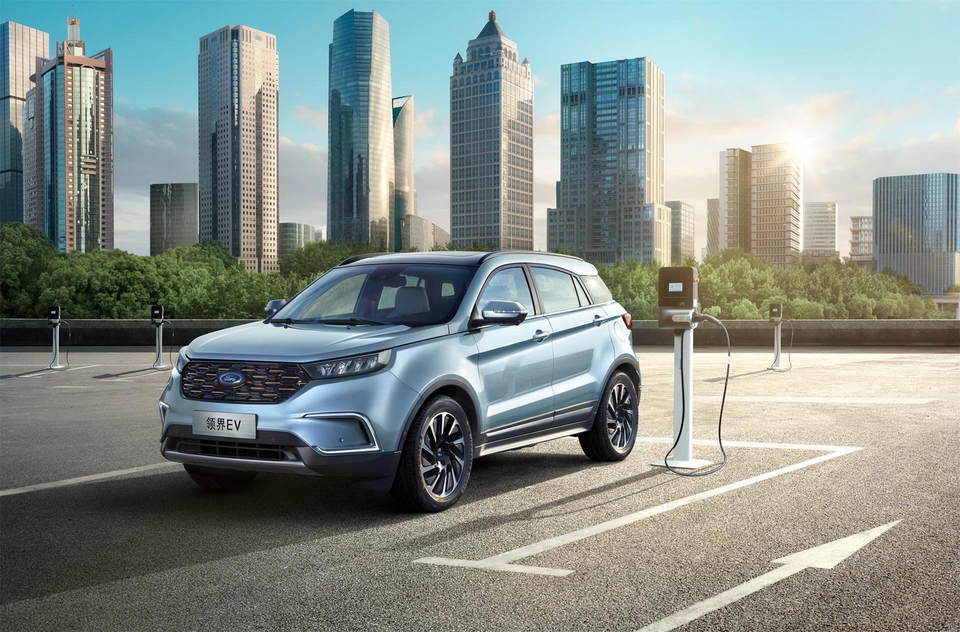 Recém-lançado no Brasil, Ford Territory é atualizado na China