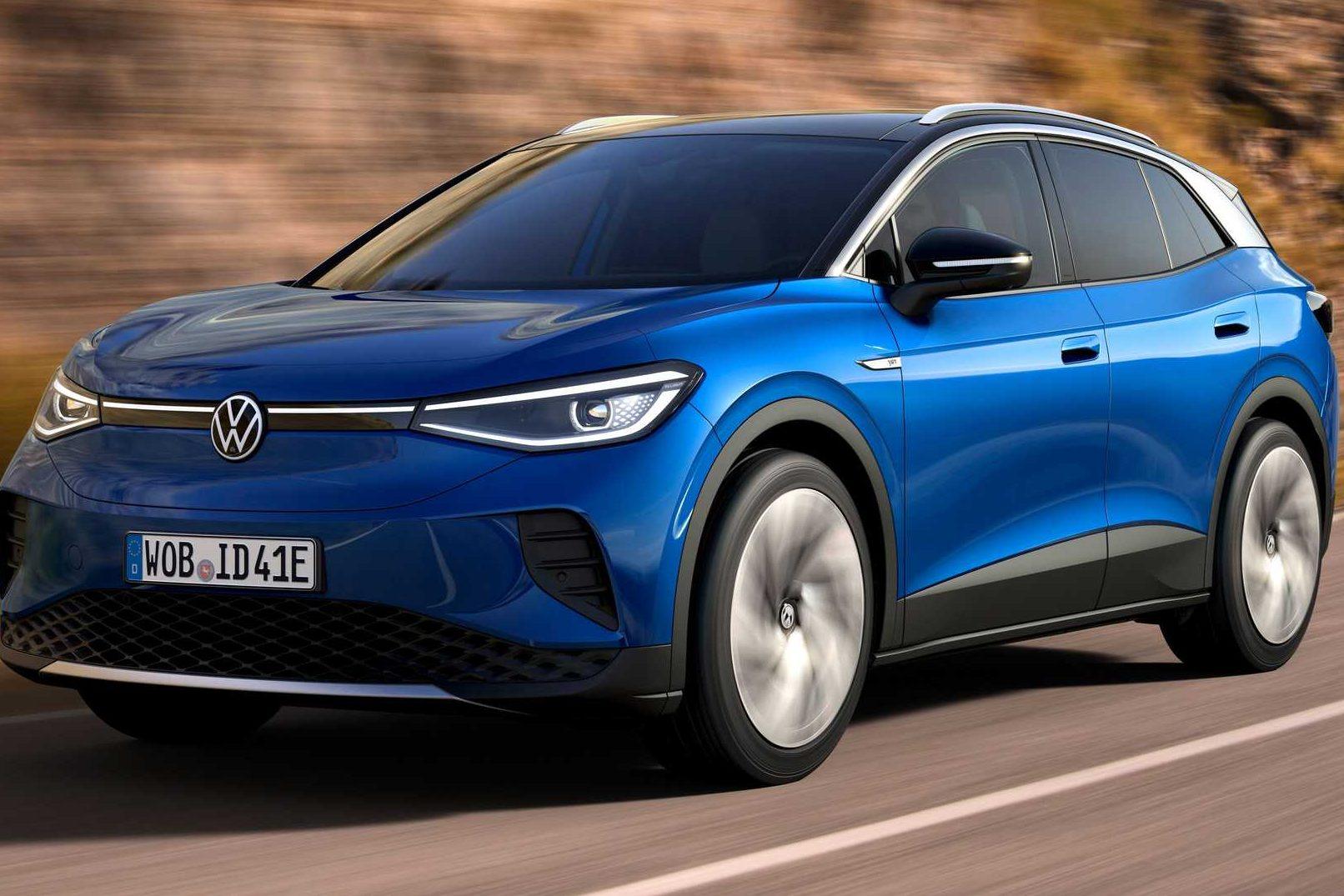 Volkswagen ID.4 é novo elétrico 'anti-Tesla' alemão que pode vir ao Brasil
