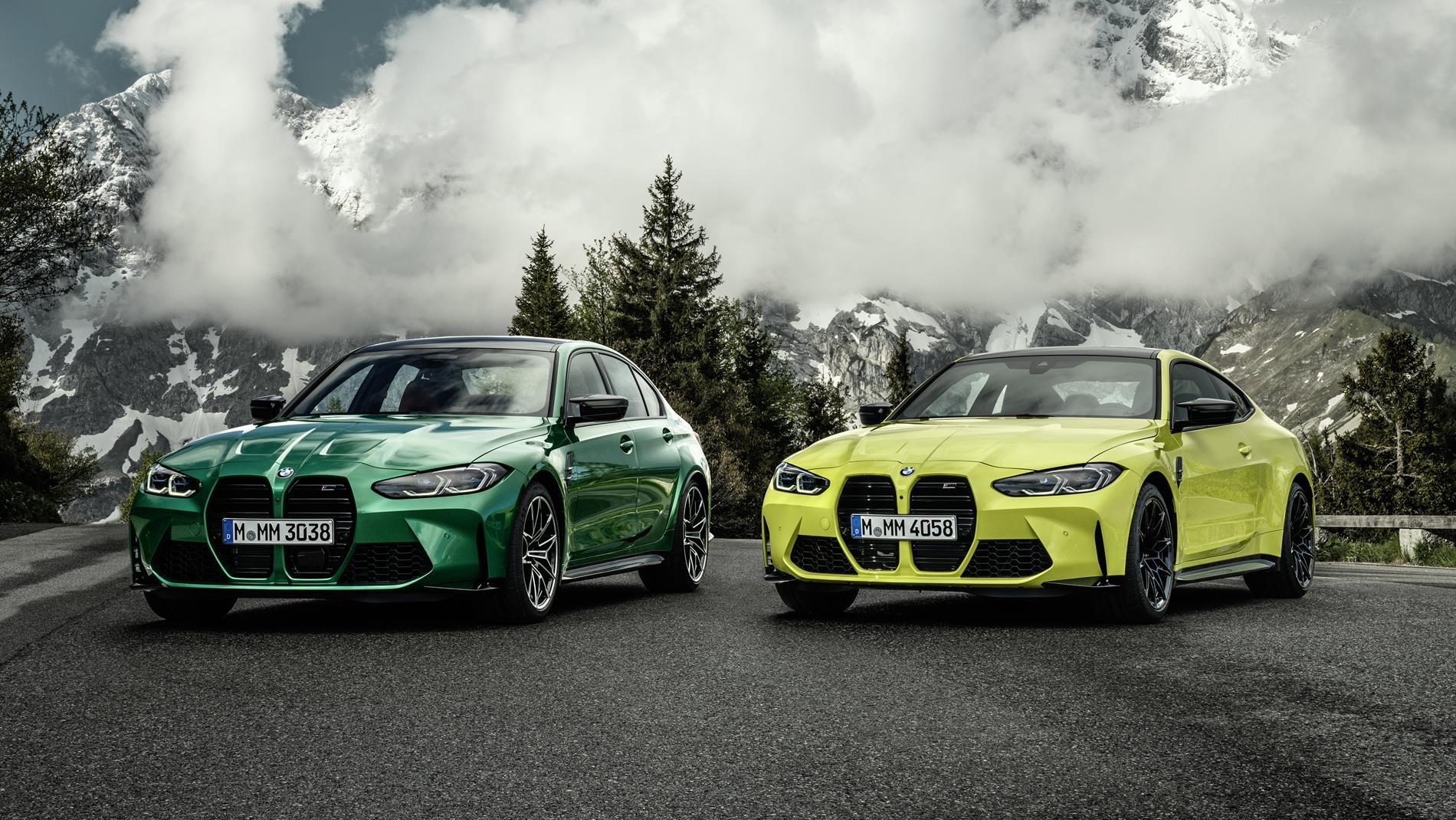 Novos BMW M3 e M4 Coupé têm até 510 cv, tração integral e modo drift