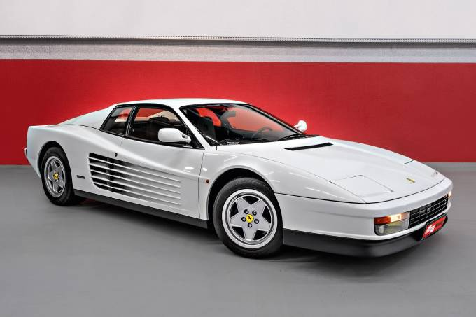 Ferrari Testa-Rossa