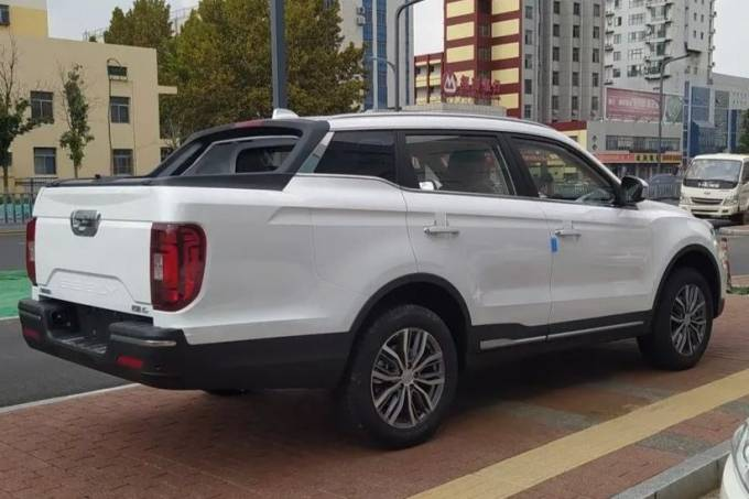 Picape Geely Yuancheng FX
