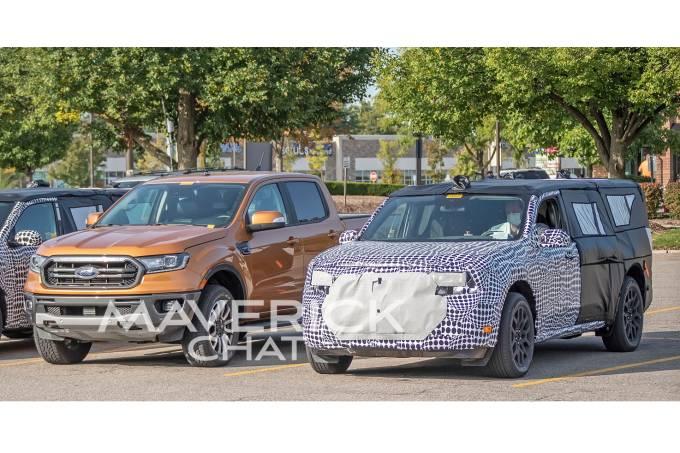 Ford Maverick Picape média Ranger (1)