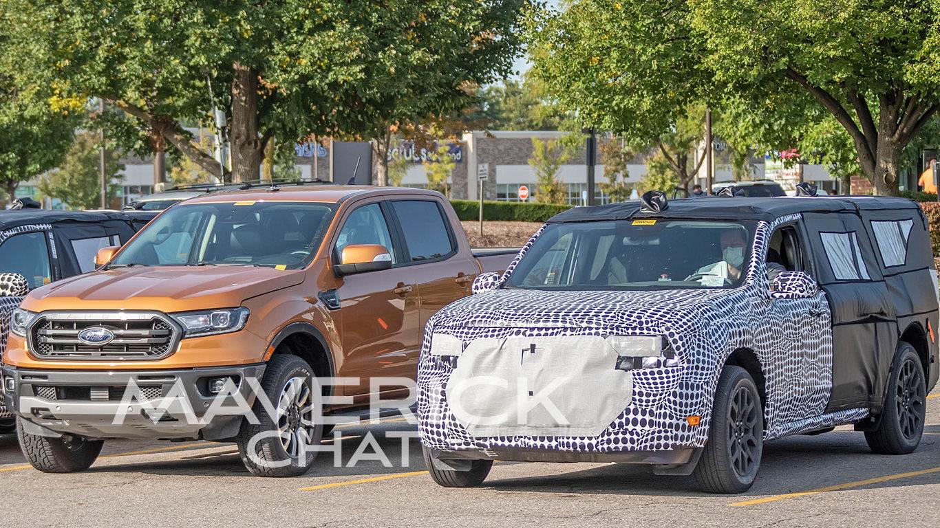 Picape Maverick será menor que uma Ford Ranger e terá motor 2.0 do Fusion
