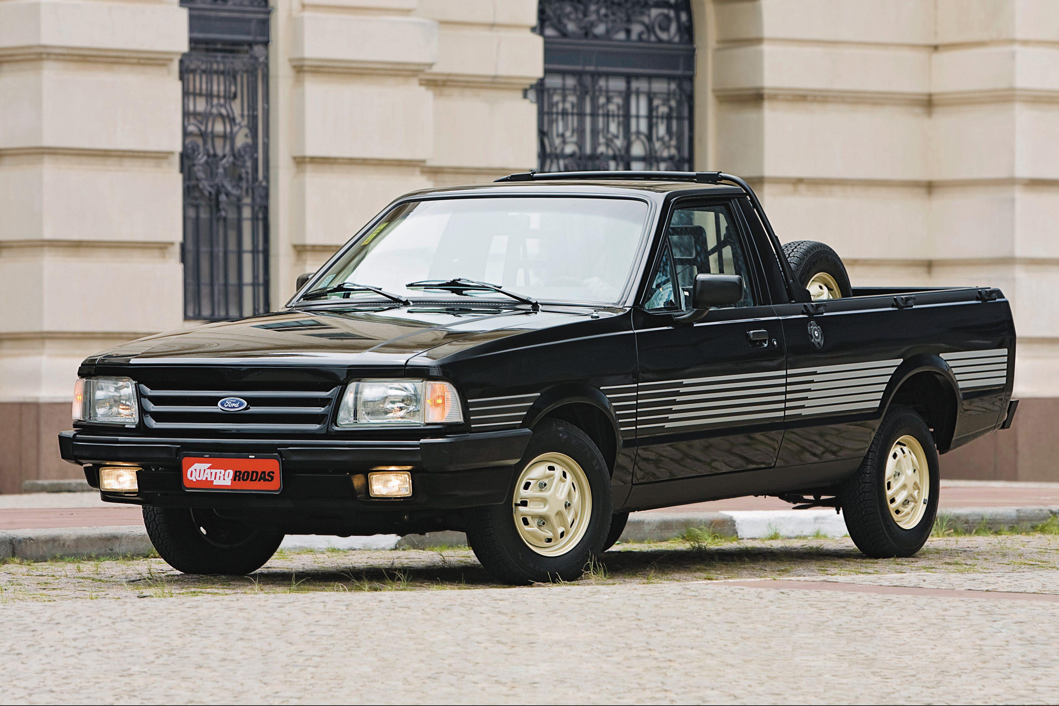 Clássicos: Ford Pampa S era picape em versão refinada e esportiva