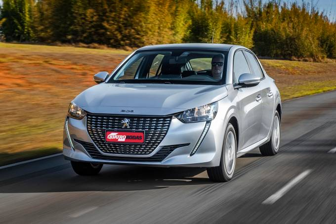 Peugeot 208 Active Pack 2021 (2)