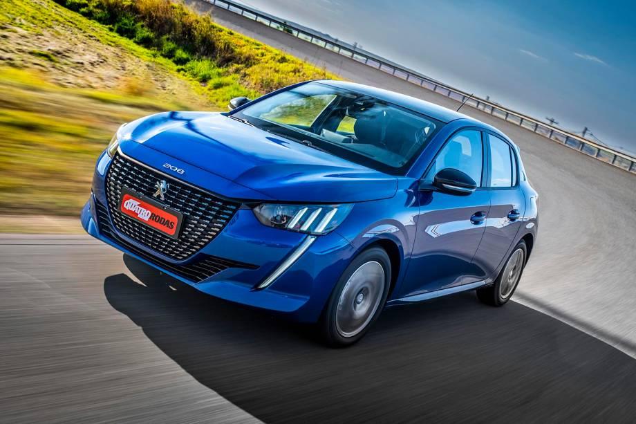 Apesar do preço, a Peugeot espera que o 208 Griffe responda por grande parcela das vendas no lançamento