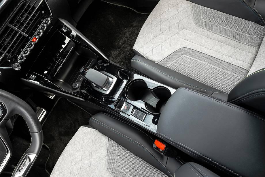 Console do elétrico é o mesmo dos carros europeus