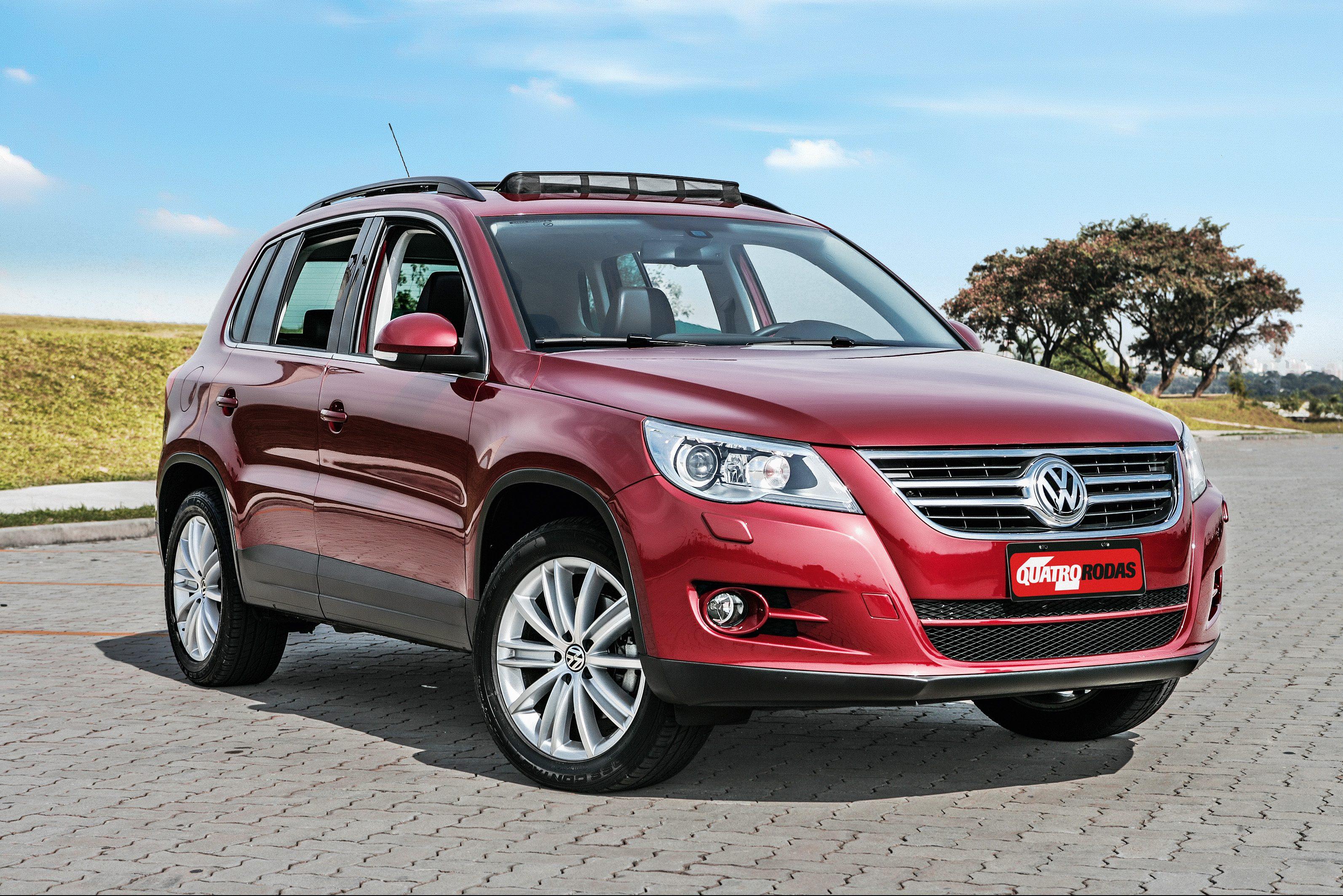Usado do mês: primeiro VW Tiguan era um Golf SUV, mas tem manutenção cara