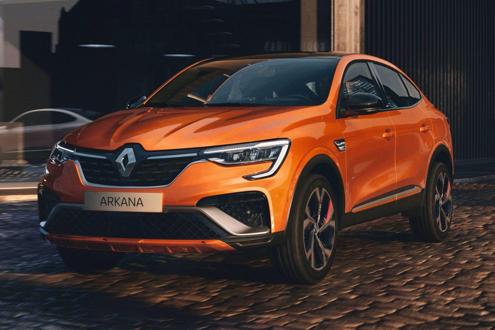 Renault Arkana para a Europa tem base do novo Sandero estilo do Nivus