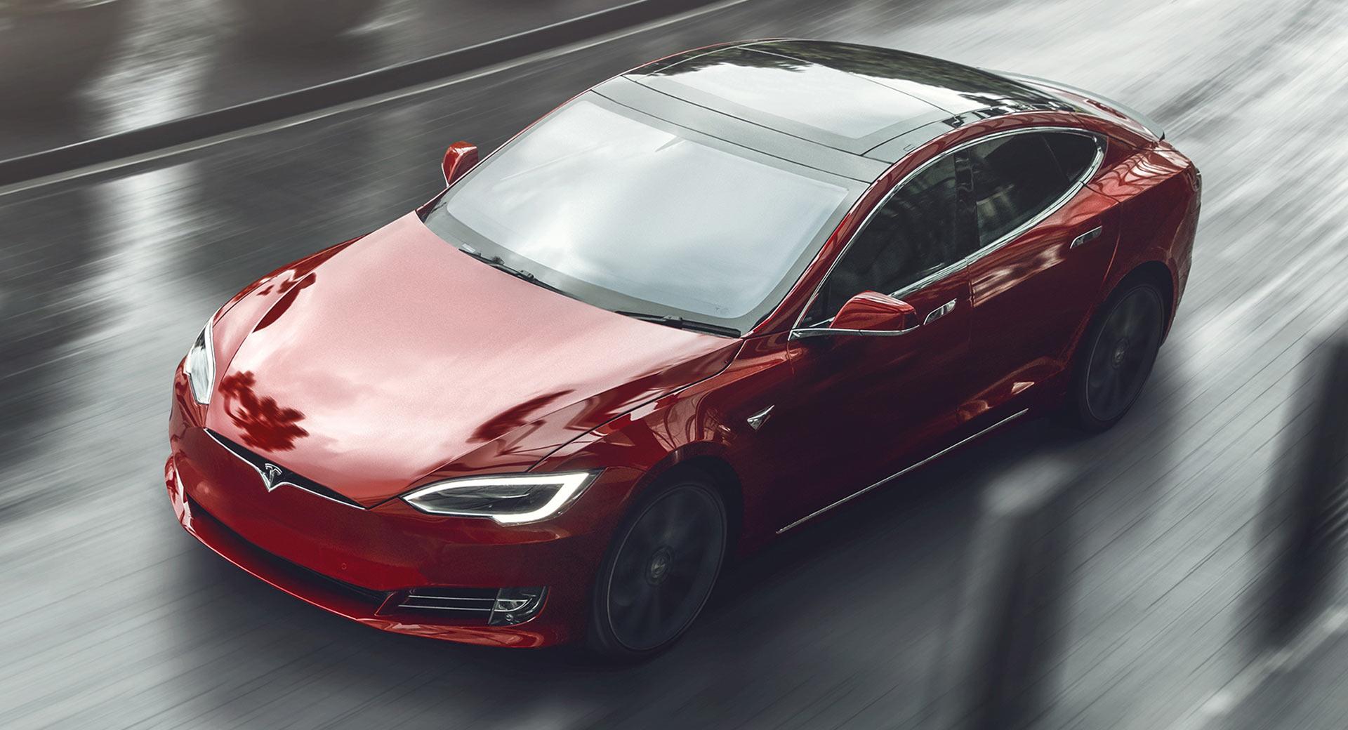 Tesla Model S Plaid 2021