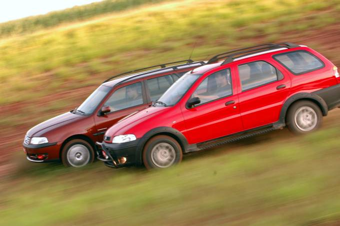 Teste comparativo entre os fora-de-estrada Fiat Palio Adventure 1.8 e Volkswagen_1