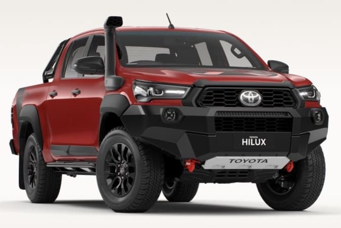 Nova Toyota Hilux ganha versão pronta para o apocalipse zumbi na Austrália