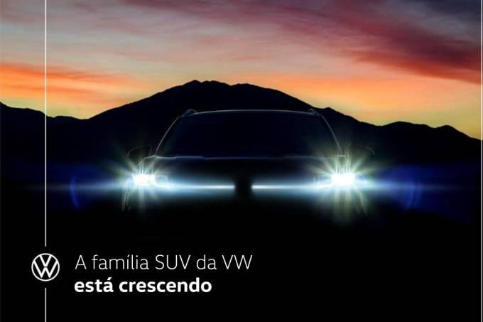 VW Tarek – teaser