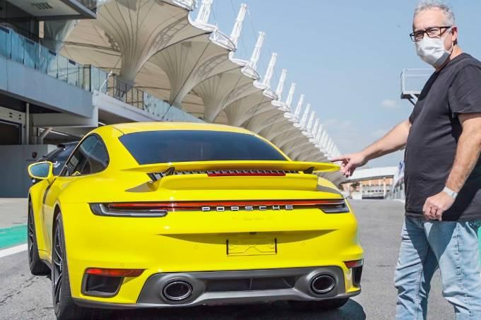 Vídeo Porsche 911 turbo S