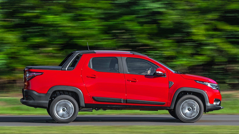 Nova Fiat Strada tem seu primeiro aumento de preços e chega aos R$82.290