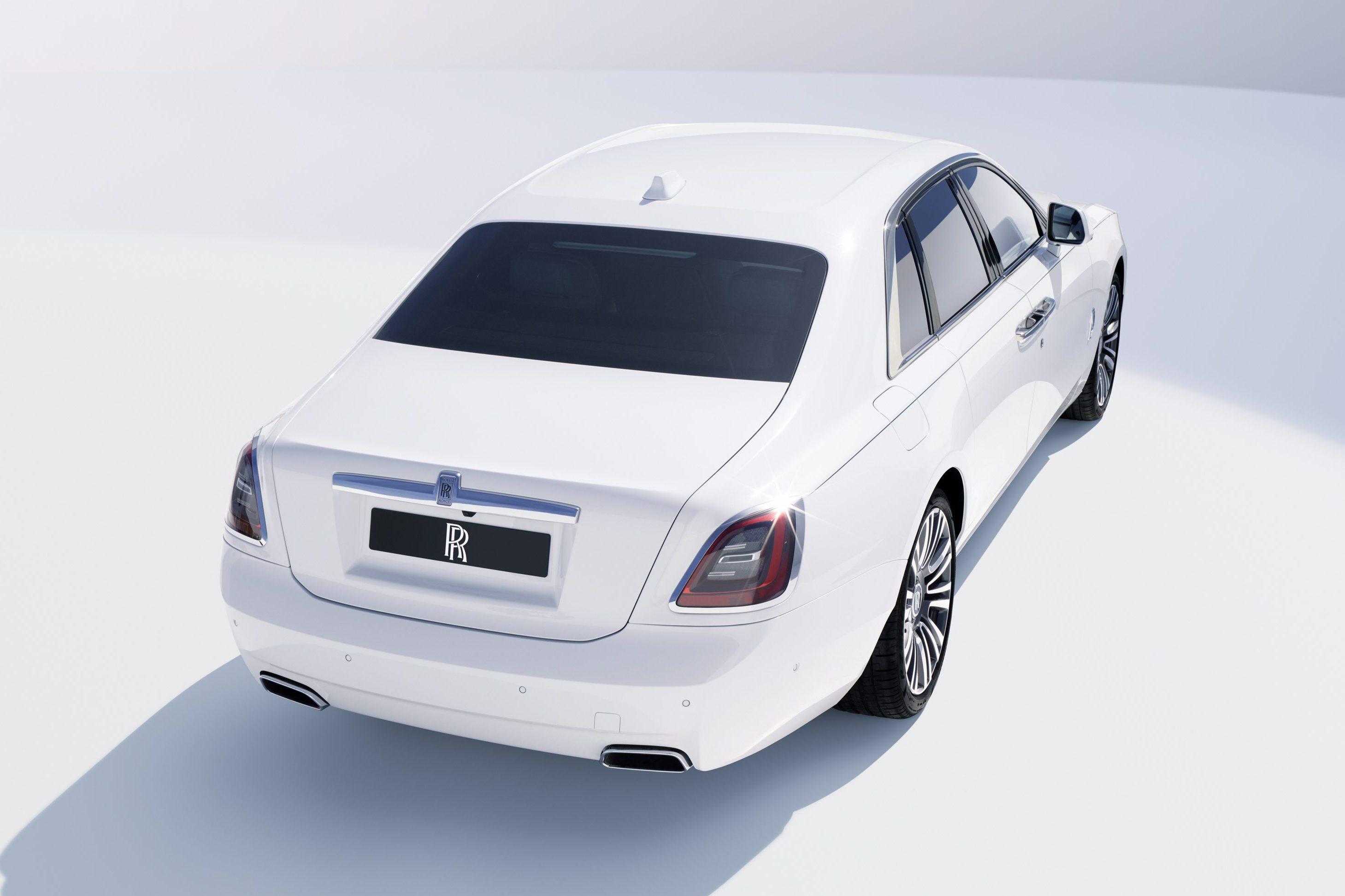 Rolls Royce Ghost Dispensa Plataforma De Bmw E Se Torna Mini Phantom Quatro Rodas