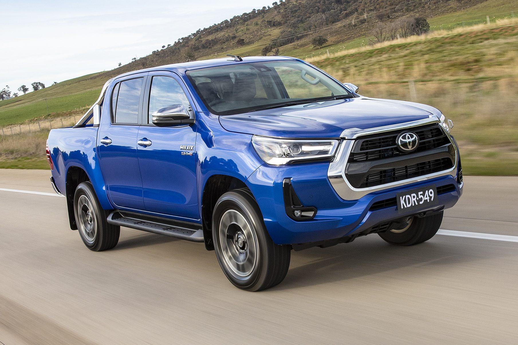 Toyota Hilux 2021 já está em produção na Argentina e chega até dezembro