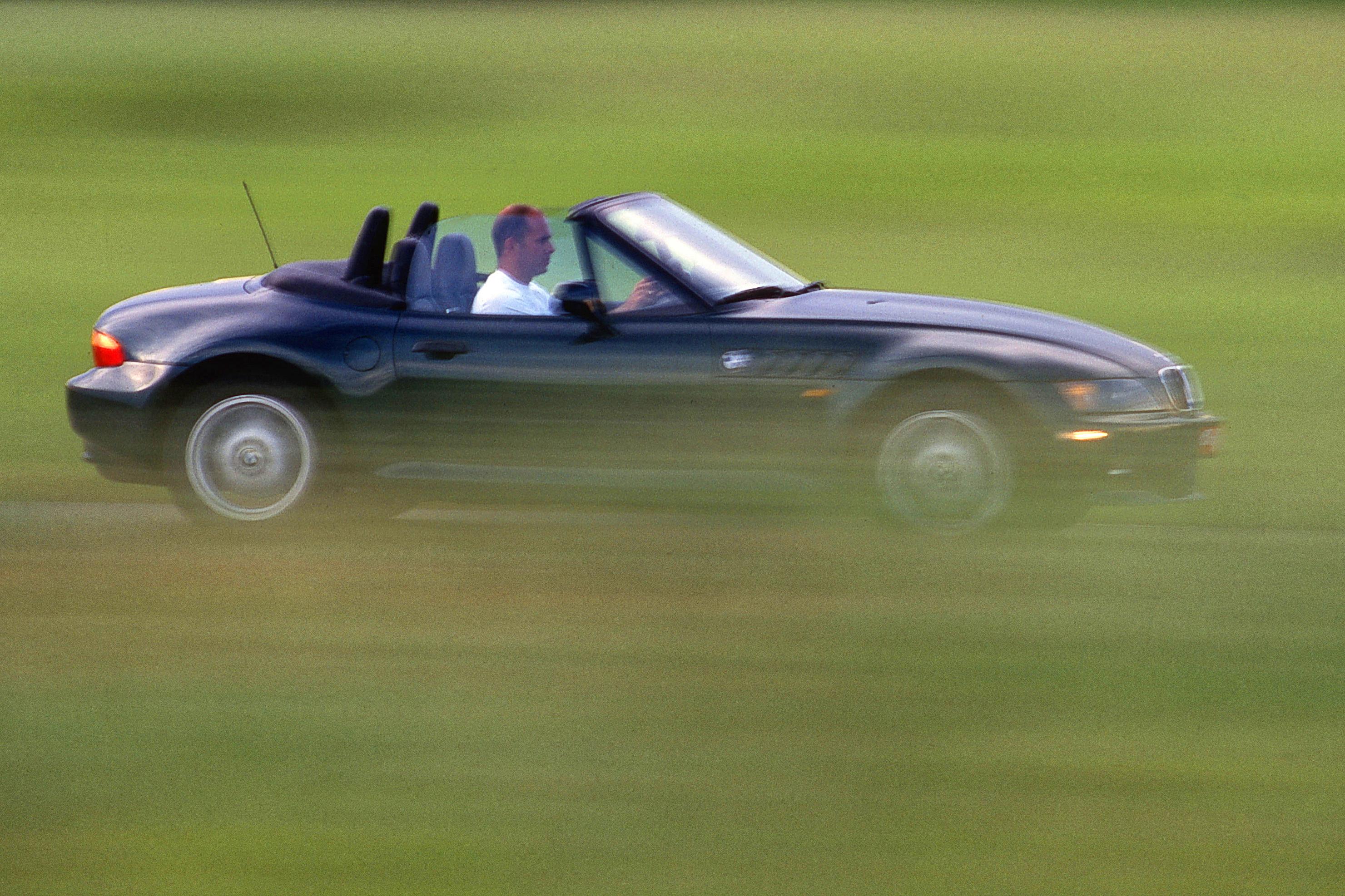 Bmw Z3 Completa 25 Anos Relembre O Primeiro Teste Do Roadster Quatro Rodas