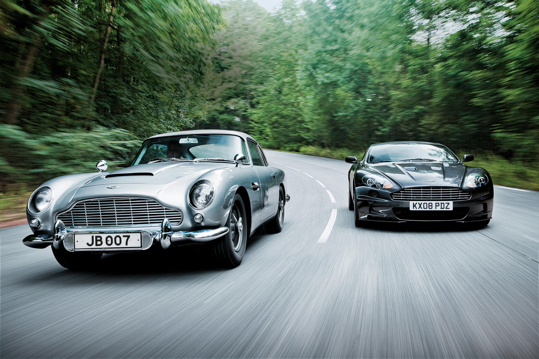 Uma Volta No Aston Martin Db5 De Sean Connery Em 007 Contra Goldfinger Quatro Rodas
