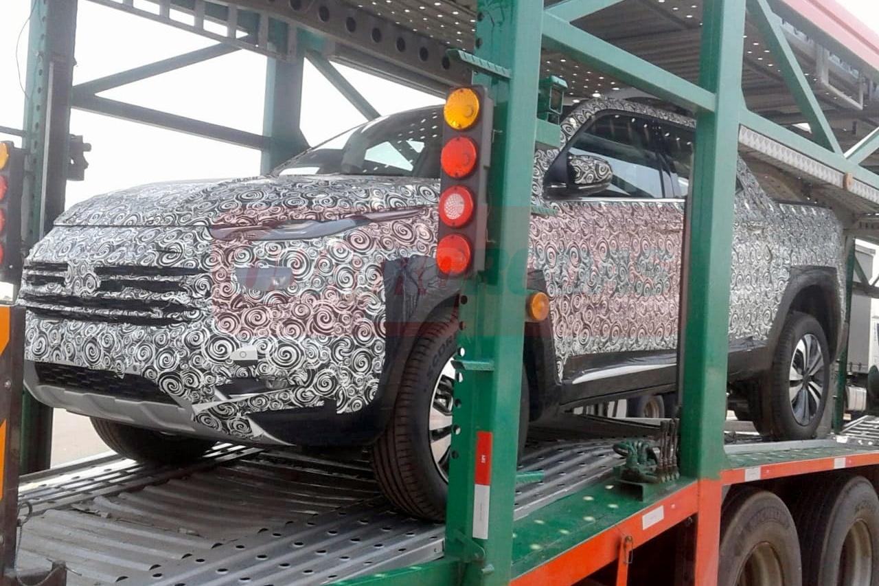 Fiat Toro 2022 flagra