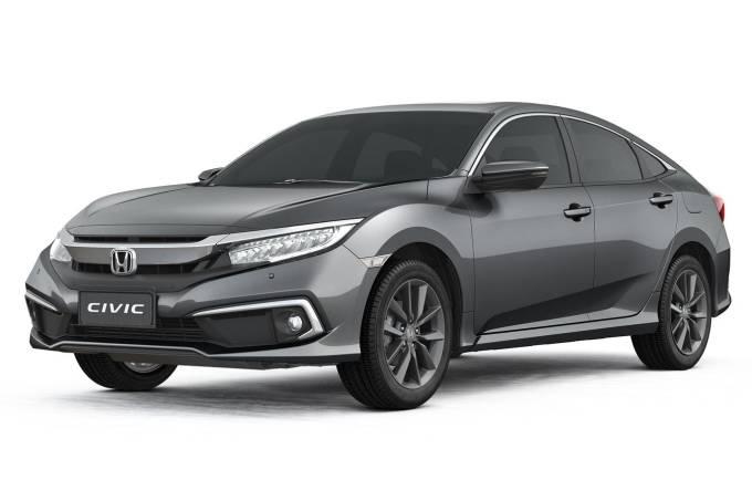Honda Civic 2021 brasil (6)