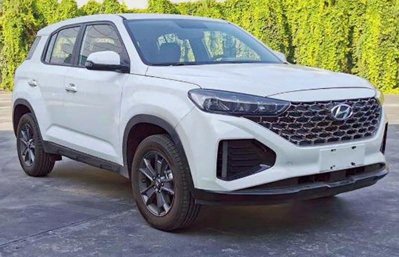 Novo IX35 Chinês