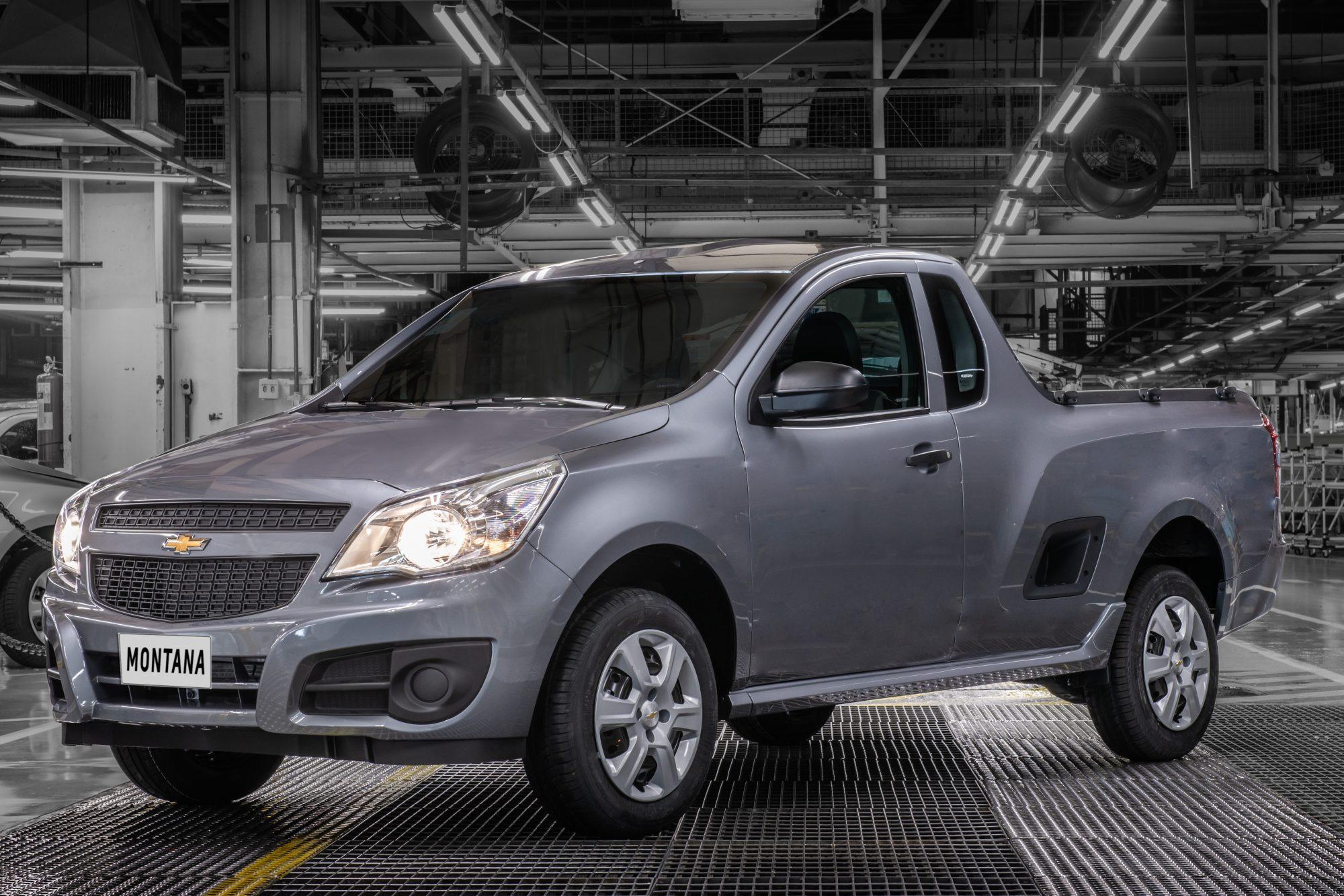 Chevrolet Montana - 2020