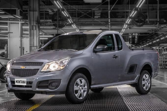 Chevrolet Montana – 2020