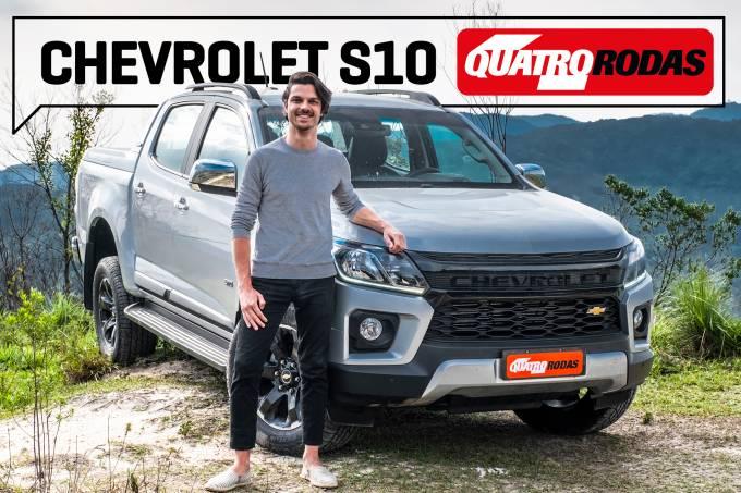 Thumbnail nova Chevrolet S10 2021
