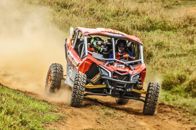 CAN-AM Maverick X3 MAX RS Turbo