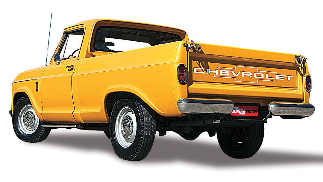 C-10, modelo 1974 da Chevrolet.