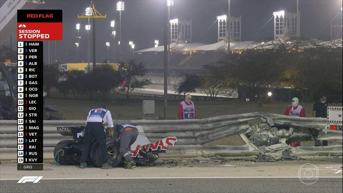 Resta à FIA e Haas entender as causas do incêndio e pensar soluções para evitar um novo susto desse