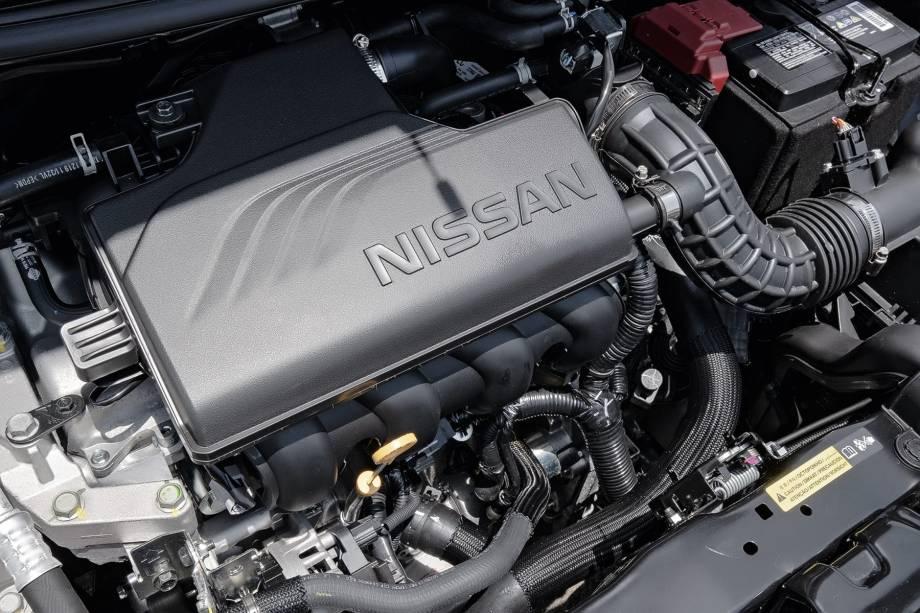 Motor 1.6 16V gera 114 cv de potência