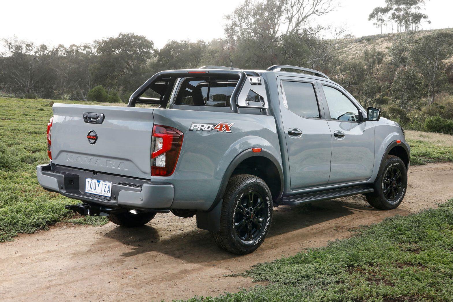 Nova Nissan Frontier 2021 Aparece Mais Robusta No Visual E Na Mecanica Quatro Rodas