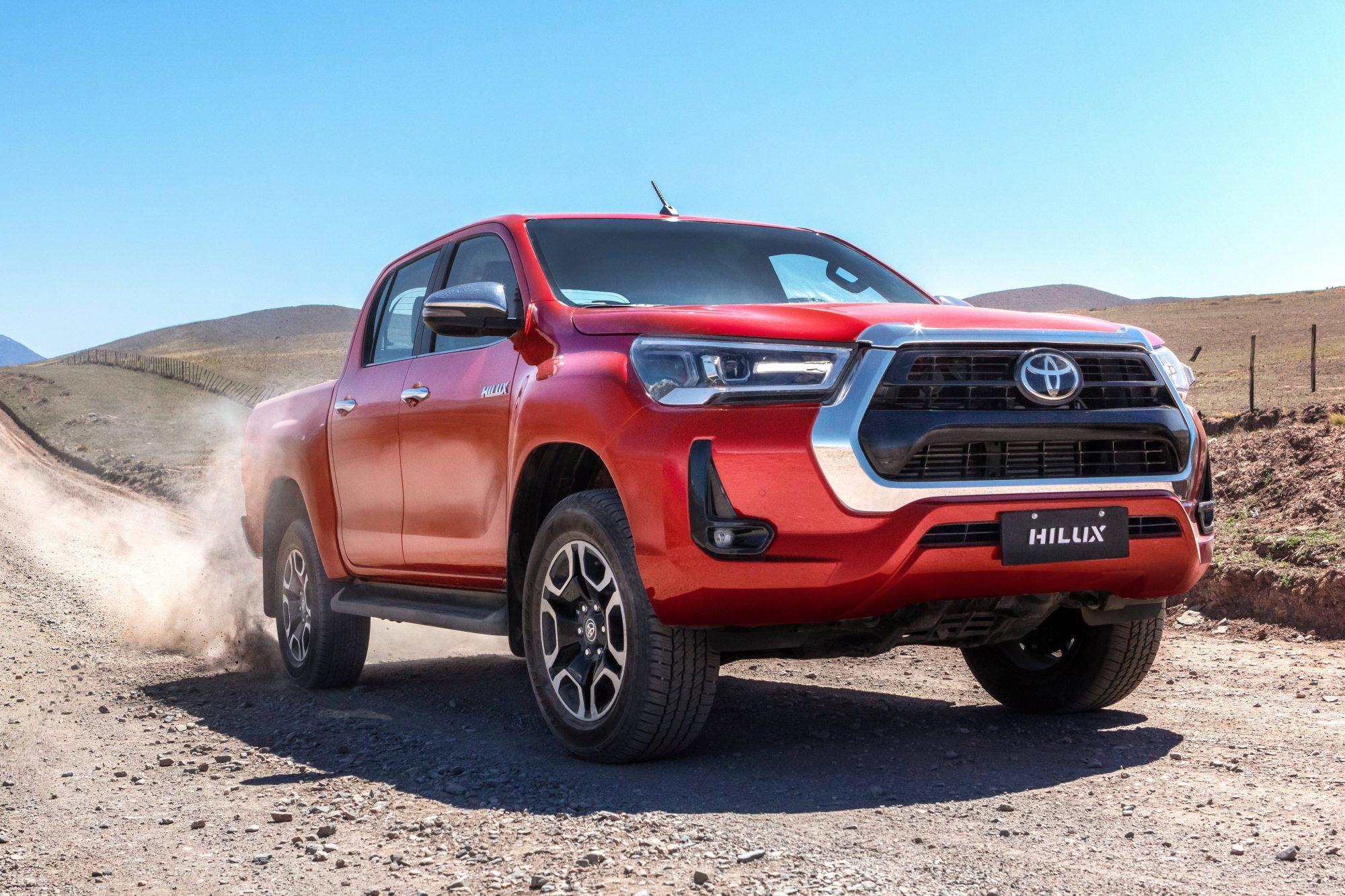 Toyota Hilux 2021 tem mais tecnologia e até novo turbo