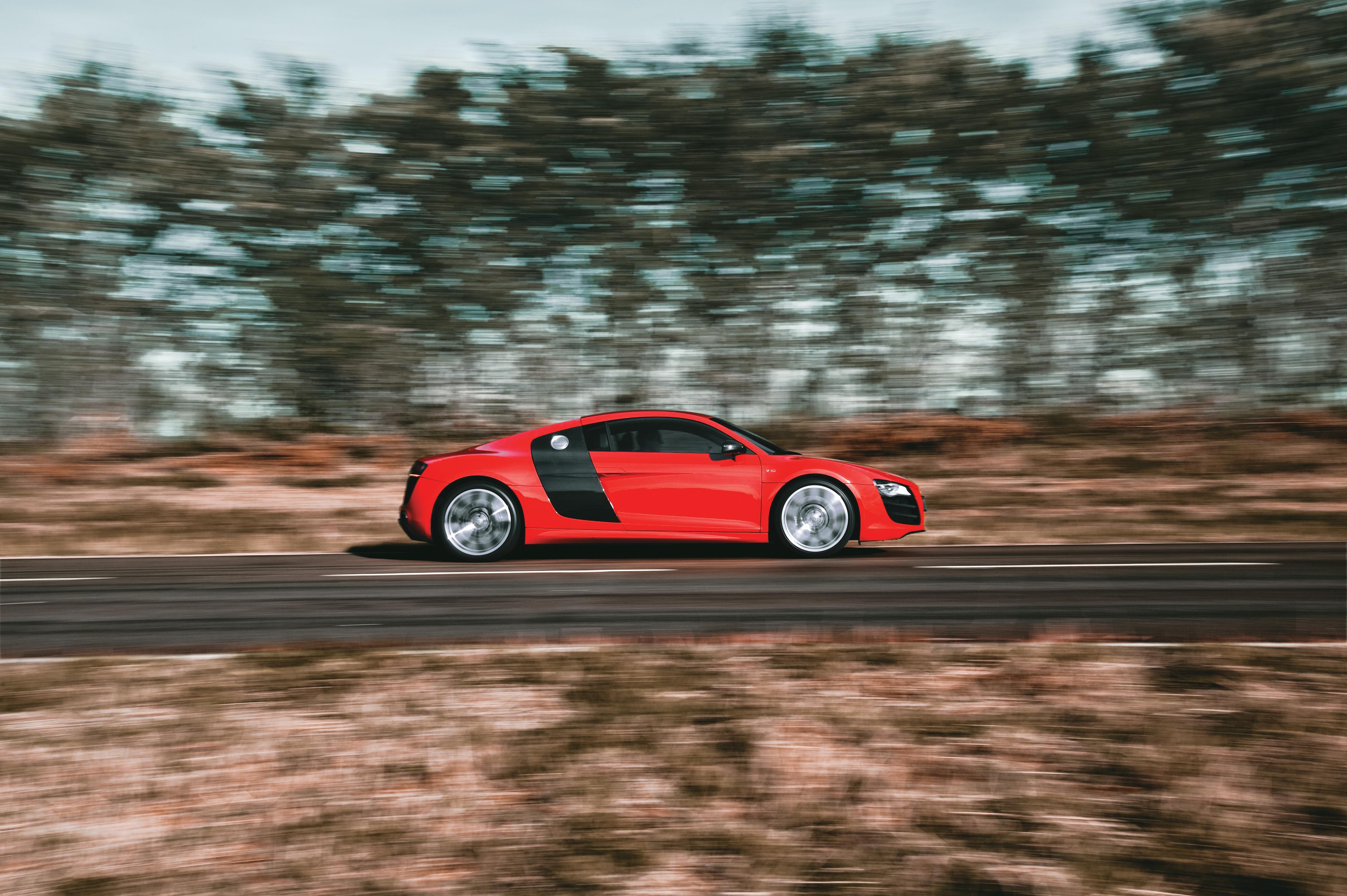 Grandes comparativos: Audi R8 V10 x Mercedes-AMG SLS x Porsche 911 Turbo