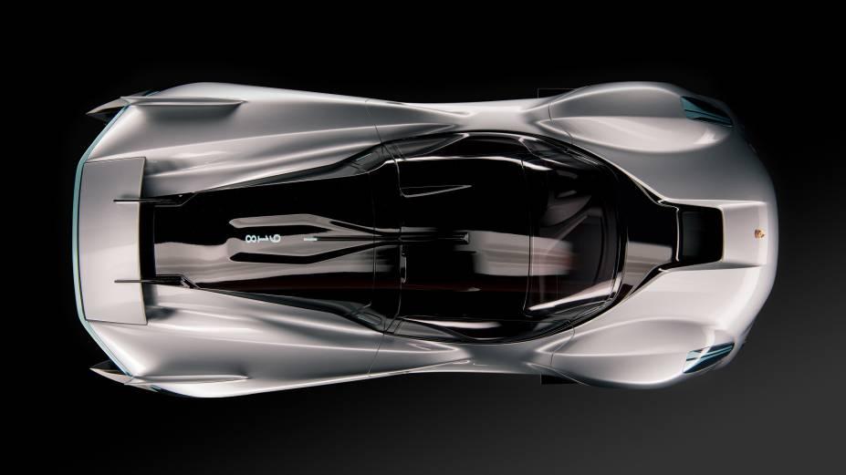 O Porsche Vision 918 RS