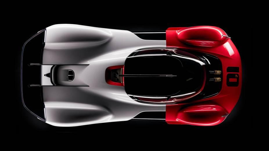 O Porsche Vision 920