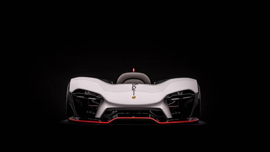O Porsche Vision E, de 2019