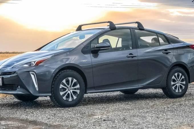 offroad Toyota Prius