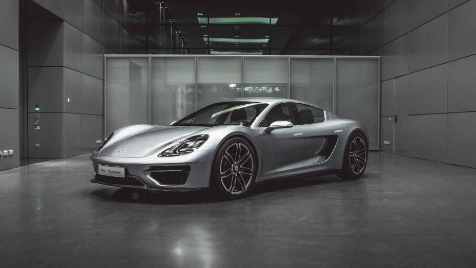 O Porsche 960 Turismo