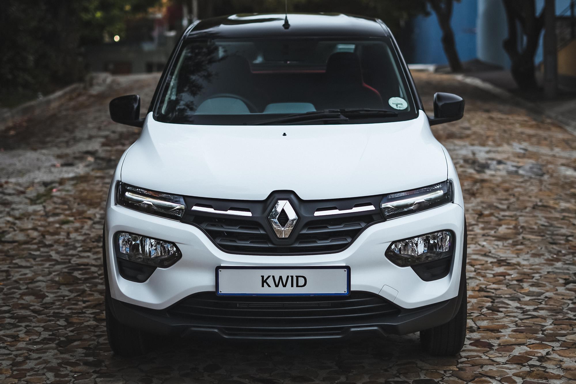 Flagra Novo Renault Zoe