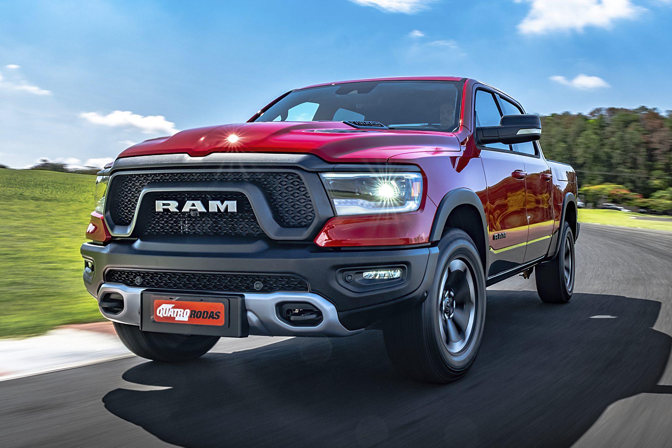Ram 1500 2021