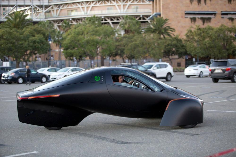 Não se trata de projetos utópicos: o Paradigm já está à venda e com seu protótipo rodando pela Califórnia