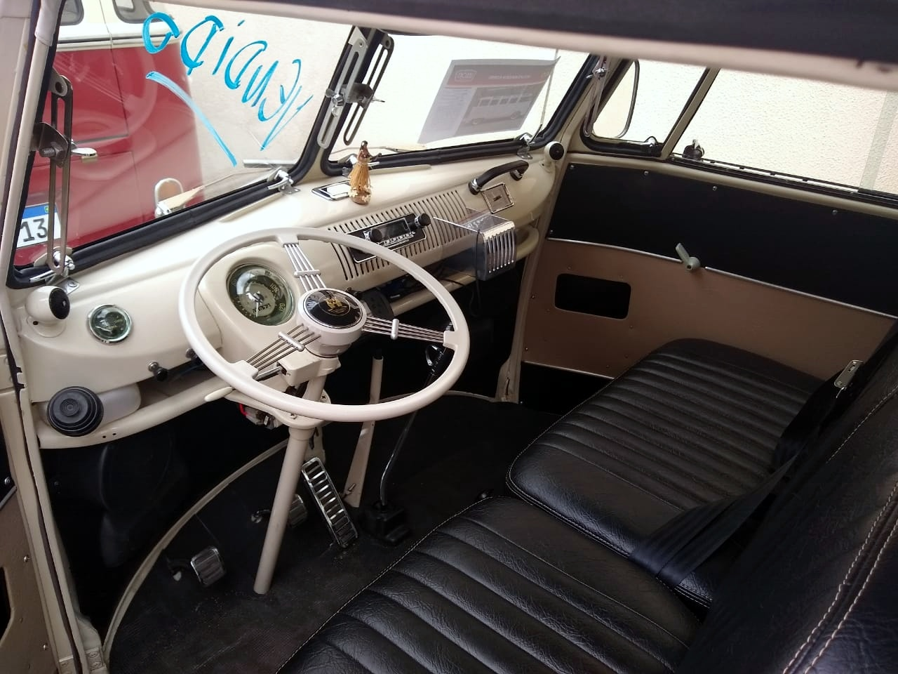 VW Kombi Corujinha 1969