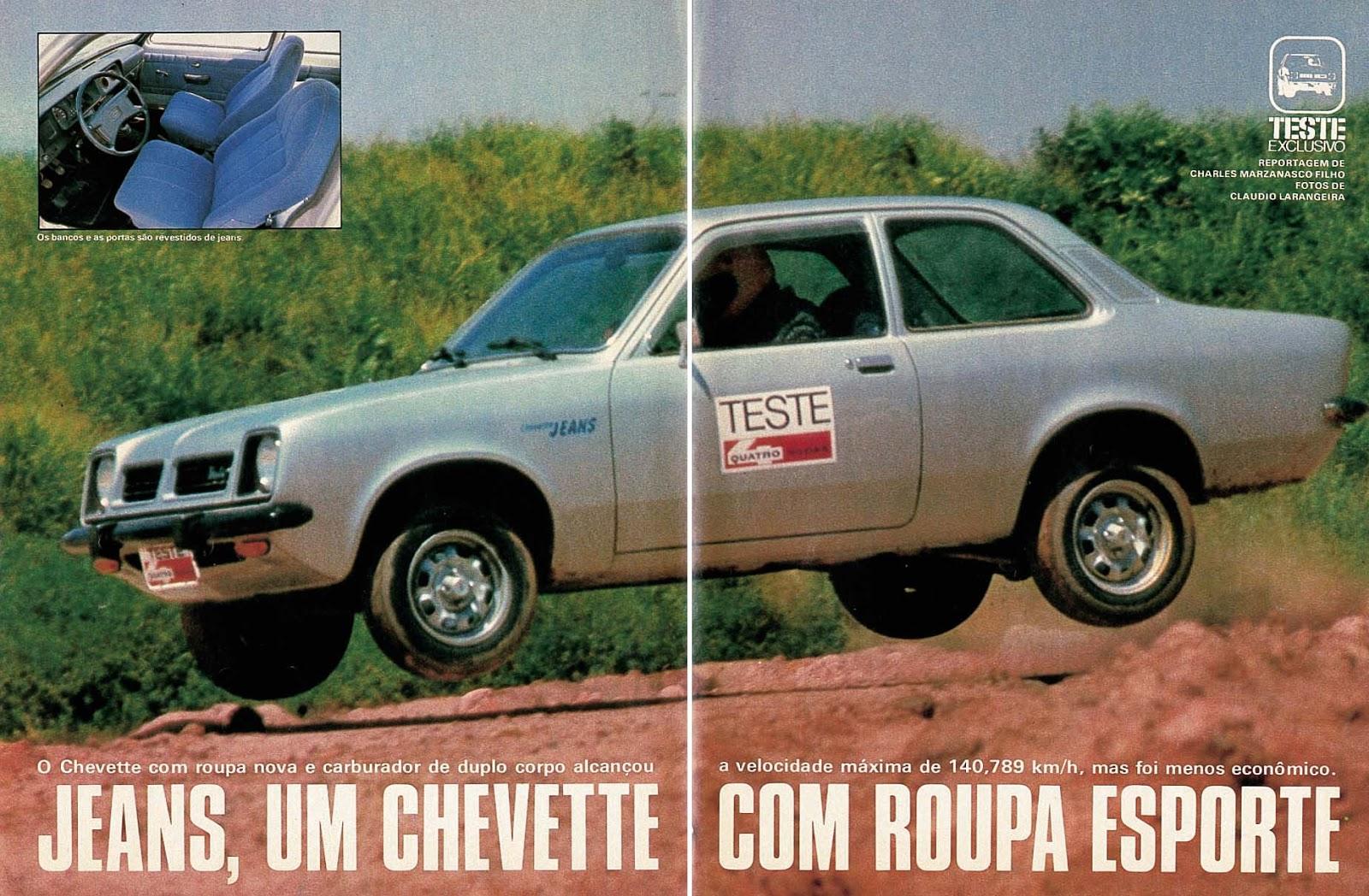Chevette Jeans