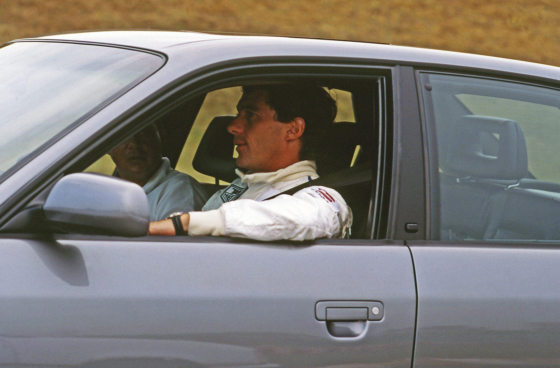 Audi S4 Ayrton Senna
